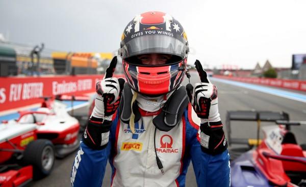 01 Jack Doohan Trident C Formula Motorsport Limited