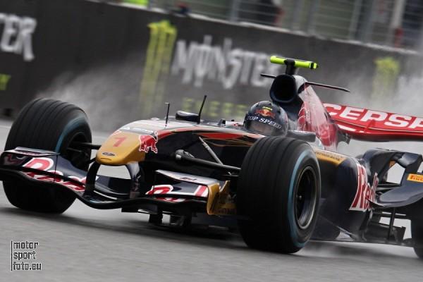 Masaryk racing days Toro Rosso