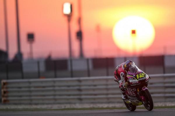 MotoGP Katar 2020 Filip Salac 13