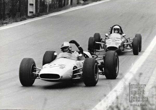 JKOVAL F3 BRNO 1970